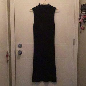 Long dress dark blue NWOT